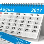 Junior Calendar 2017/18