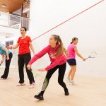Squash Girls Can Coaching Courses