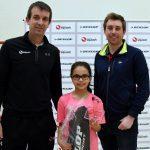 Mariam Eissa Wins U11 English Championships