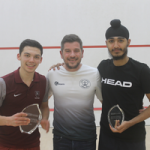 Crouin Takes Sutton Coldfield International Title
