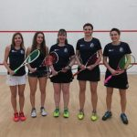 Ladies Team Fight Through To Promotion Weekend