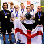 Lewis Anderson Part of England U19 Team to Win 10th Consecutive European Title