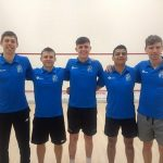 Men's Racketball Team Make National Semi Finals