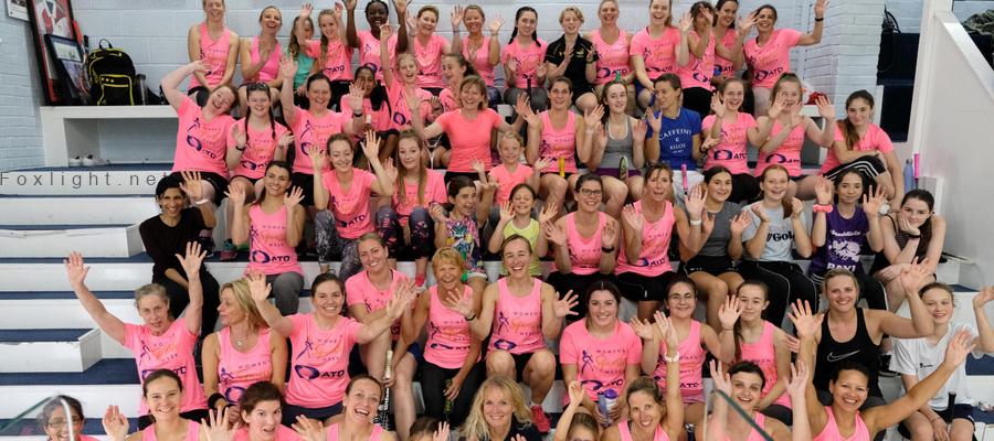 Women's squash week 2019