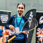 Silver for Mariam Eissa at the BJO