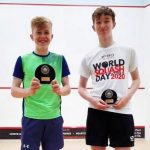Warwickshire Junior Championship Results